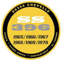 Chevelle SS Window Sticker